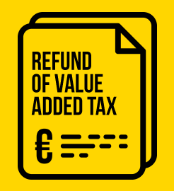 REFUND OF VALUE ADDED TAX